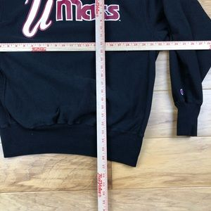 Champion Shirts - Vintage UMass Champion Reverse Weave Sweatshirt